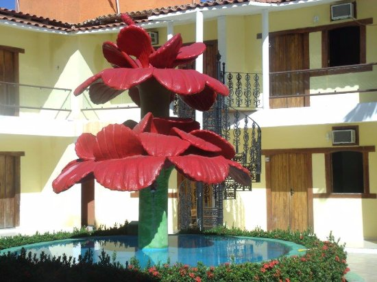 Hotel Porto Garden: Fonte