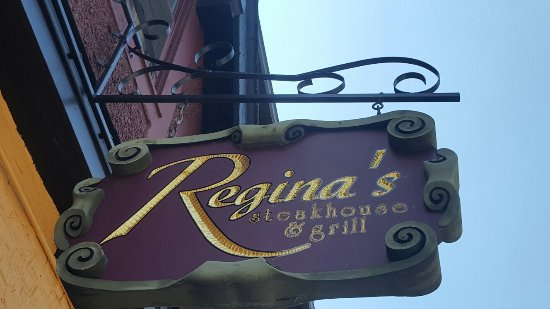 Teaneck, Nueva Jersey: Regina's Steakhouse and Grill