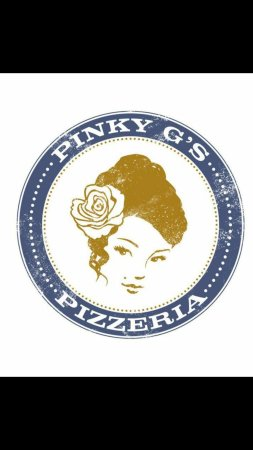 Pinky G's Pizzeria: Look for the logo;)
