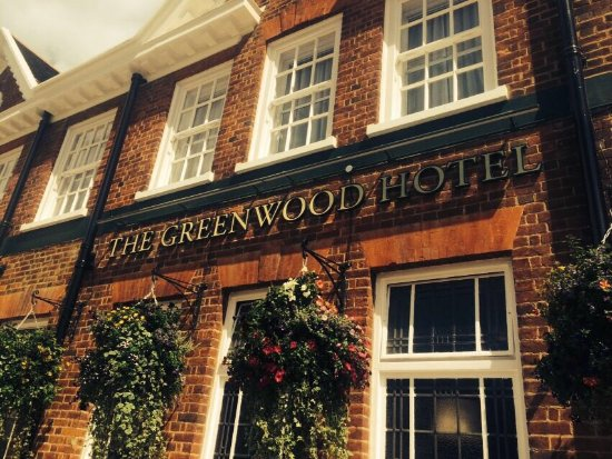 The Greenwood Hotel