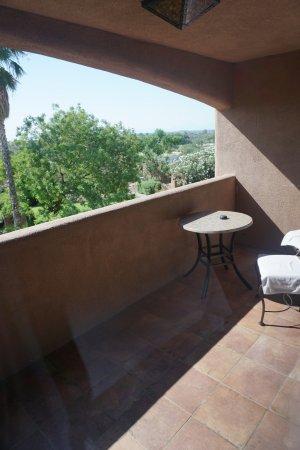 La Posada Lodge and Casitas: terrace