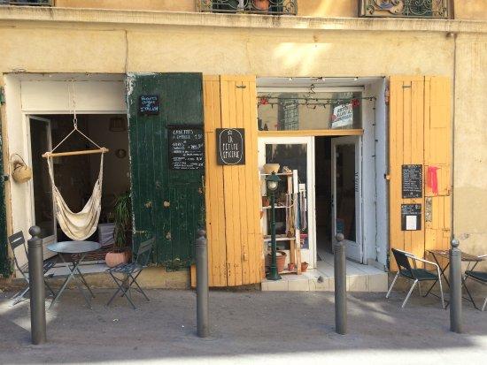 La petite epicerie marseille restaurant avis num ro de - Office du tourisme marseille telephone ...