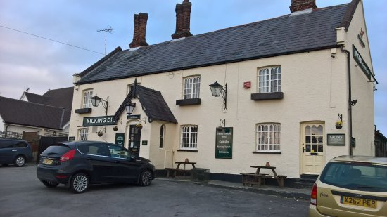 Great Dunmow, UK: Front View