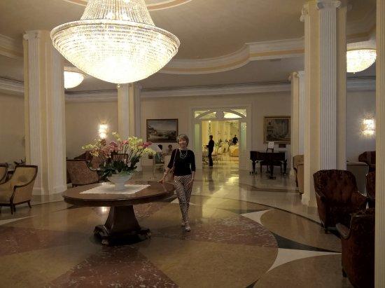 Hotel All'Alba: Una sala comune