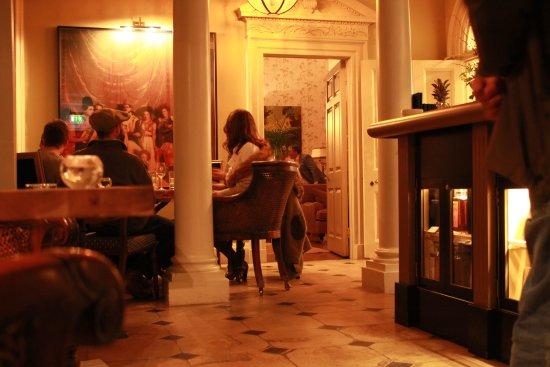 Cranborne, UK: Public Bar