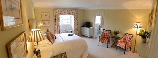 Cranborne, UK: Room 3