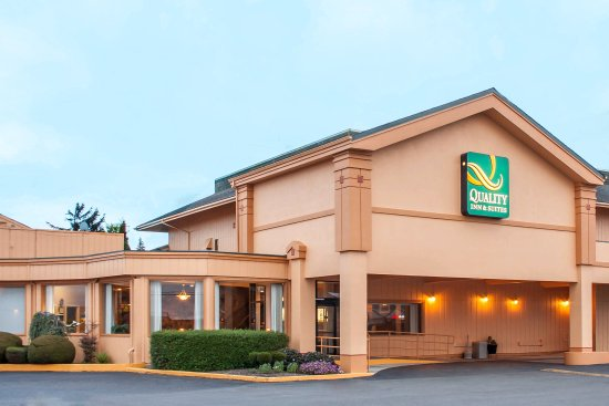 Quality Inn & Suites at Coos Bay: Exterior