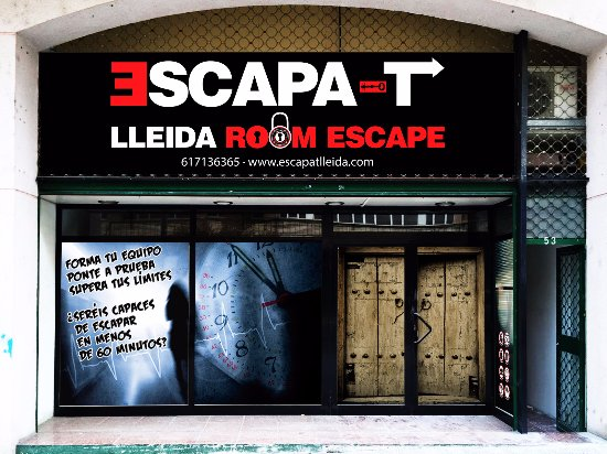 ‪Escapa-T Lleida Room Escape‬