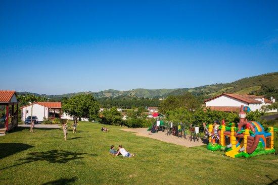 Saint-Martin-d'Arrossa, Frankrike: jeux