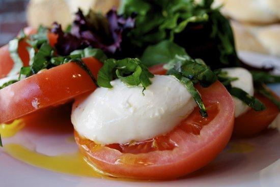 Andover, MA: Caprese Salad