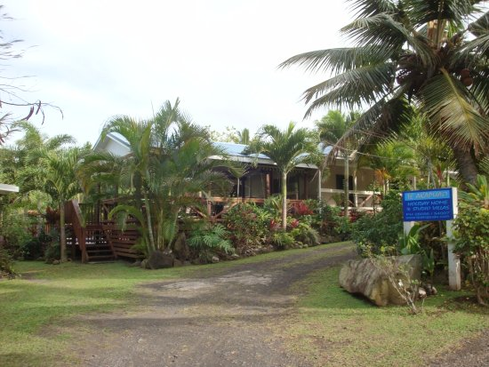 Te Akapuao Holiday Home and Studio Villas Foto