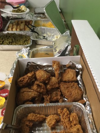 Anderson, Индиана: Catered Chicken and Sides