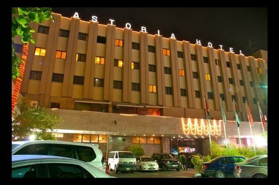 Astoria Hotel: Exterior View