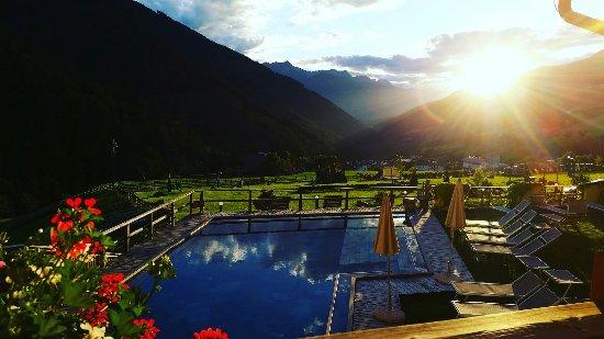 Luson, Italia: Impressionen vom Bergschlössl