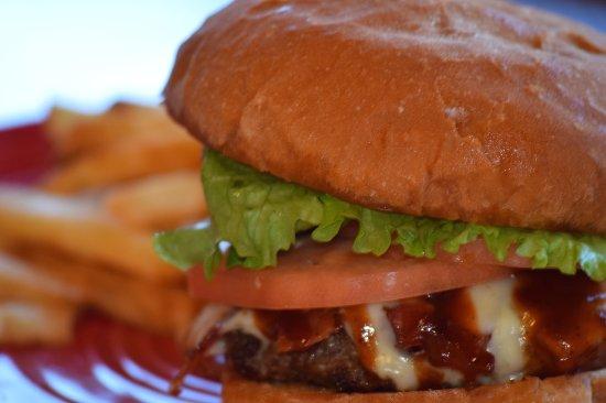 Lyndonville, VT: Texas Burger