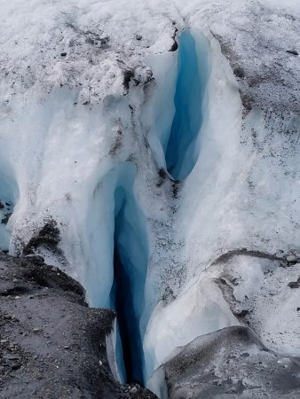 Glacier View
