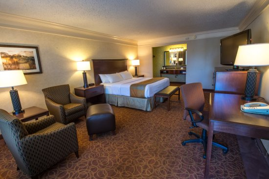 BEST WESTERN Inn of the Ozarks: Standard Room with King Bed