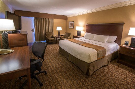 BEST WESTERN Inn of the Ozarks: King Leisure