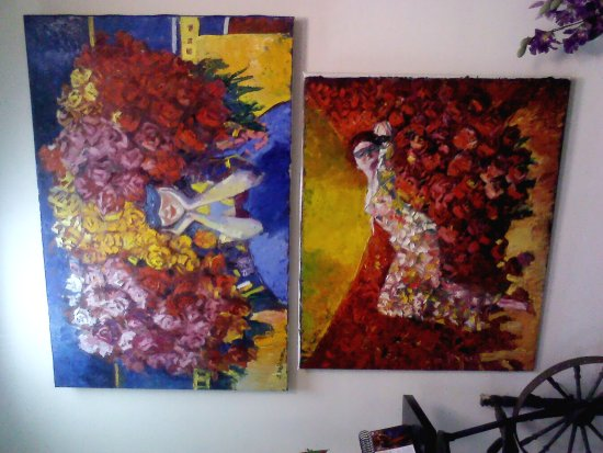 Bairam Salamov Exhibition Gallery