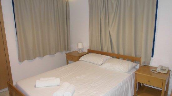 Bay View Hotel Apartments: Eines der Beiden Schlafzimmer App.4