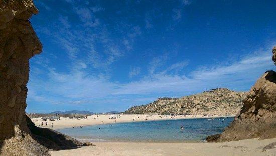 Santa Maria Beach: Hidden cove at the cove!