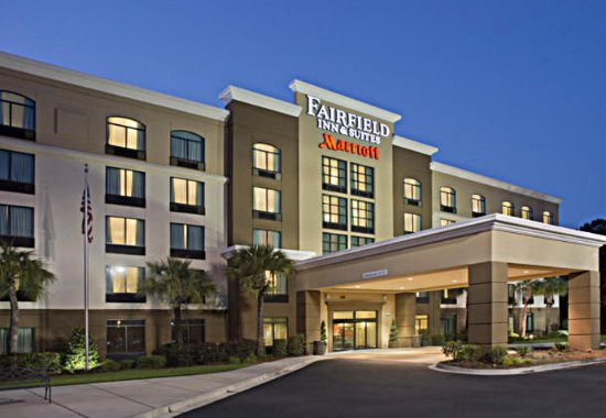 Fairfield Inn & Suites Valdosta: Entrance