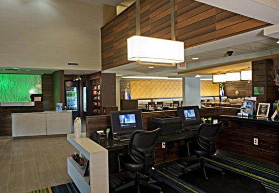 Fairfield Inn & Suites Valdosta: Business Center