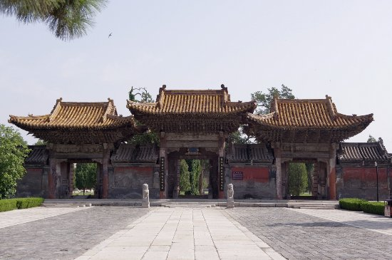 ‪The Xiyue Temple‬