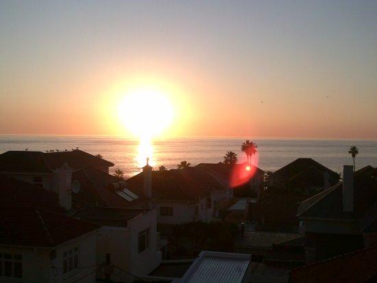 Bantry Bay, جنوب أفريقيا: Breathtaking sunset views 