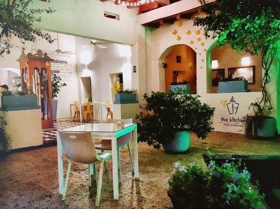 the Kitchen food and gintonic, Santa Marta - Restaurant ...