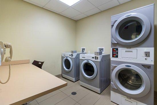 Worthington, MN: Laundry