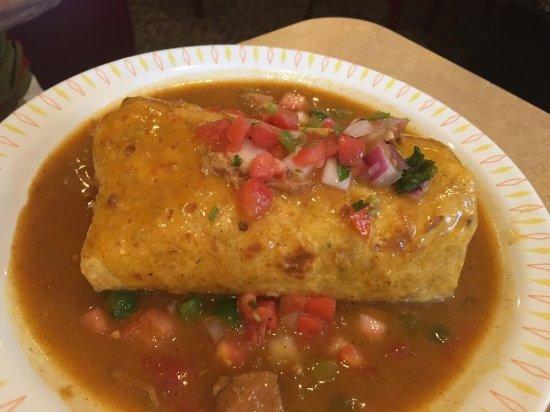 Englewood, CO: Breakfast Burrito