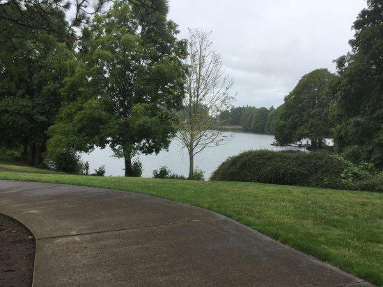 Albany, Oregón: Waverly Lake Park