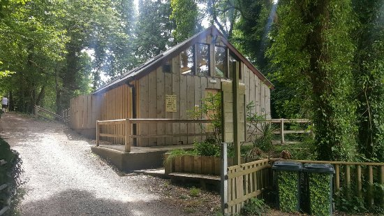 Mill Park Touring Caravan & Camping Park: Very pleasant stay at Mill Park and would recommend this site to anyone visiting North Devon. Ve