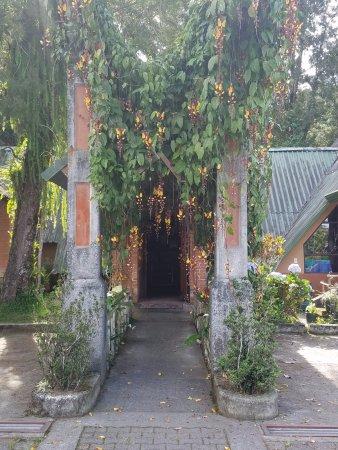 San Josecito, Costa Rica: Restaurant & Reception