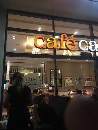 Cafe Cafe - Zemach
