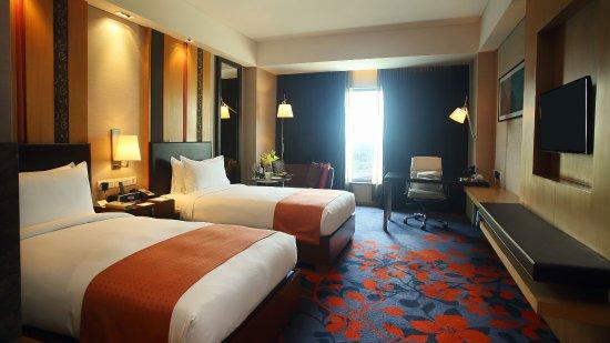 Holiday Inn New Delhi Mayur Vihar Noida: Guest Room