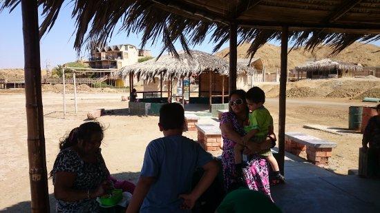 Piura Region, Peru: playa de lobitos en talara piura
