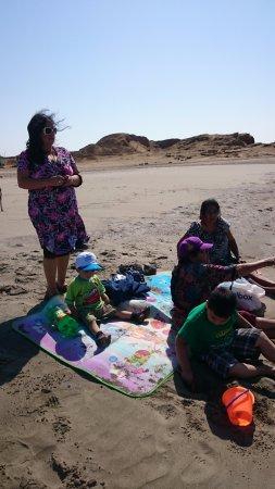 Région de Piura, Pérou : en familia lobitos talara peru
