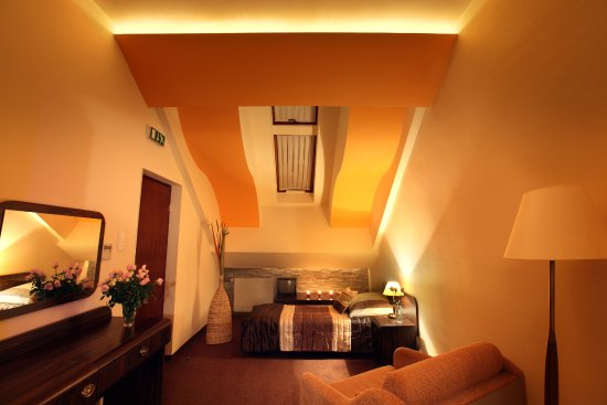 Wit Stwosz Hotel : SINGLE ROOM