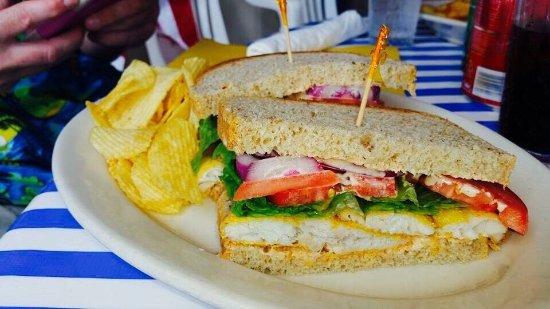 Belmar, NJ: Hooked Cafe