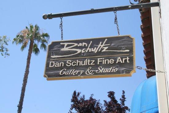 โอจาอิ, แคลิฟอร์เนีย: Gallery Sign