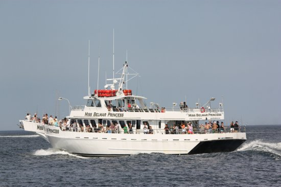 120' Miss Belmar Princess