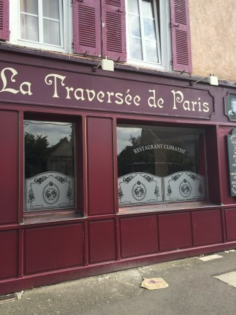 Traversee De Paris Restaurant Troyes
