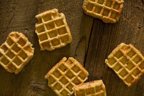 Ballston Spa, estado de Nueva York: Liege Waffles