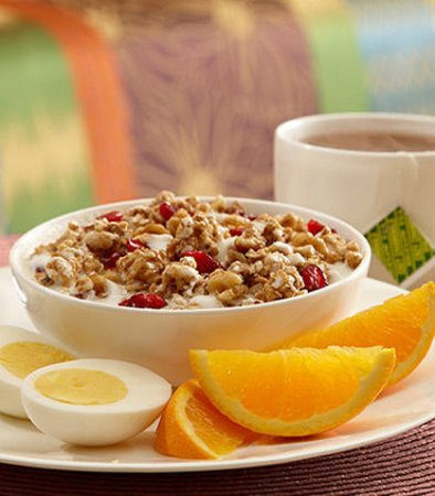 Leavenworth, Κάνσας: Cereal to Start Your Day