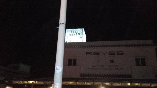 Hostal Reyes