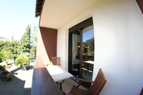 Obersteigen, Frankrig: Chambre avec balcon