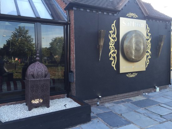 Castle Bromwich, UK: Nice restaurant. Had an excellent dinner! Very tasty and super friendly staff. Had the mango chi