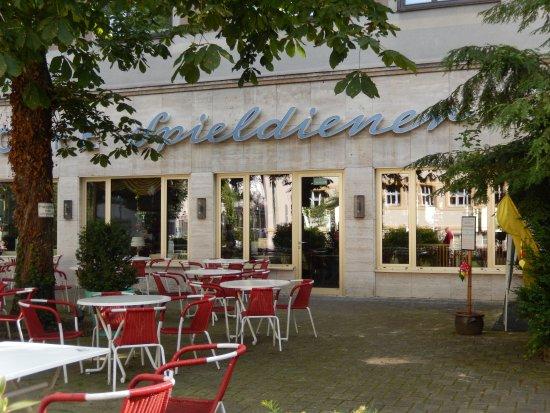 Cafe Spieldiener In Bad Reichenhall